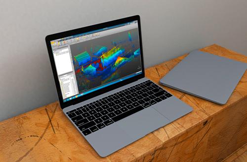 Scanner 3D / BIM